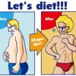 食べ過ぎ注意!!③危険!間違ったダイエット
