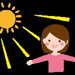 ビタミンDの積極補給には、日光浴、食事、サプリ~ヽ(*´∀`)ノ