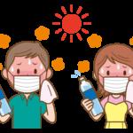汗をかいたらマルチビタミン&ミネラルで免疫力をキープ